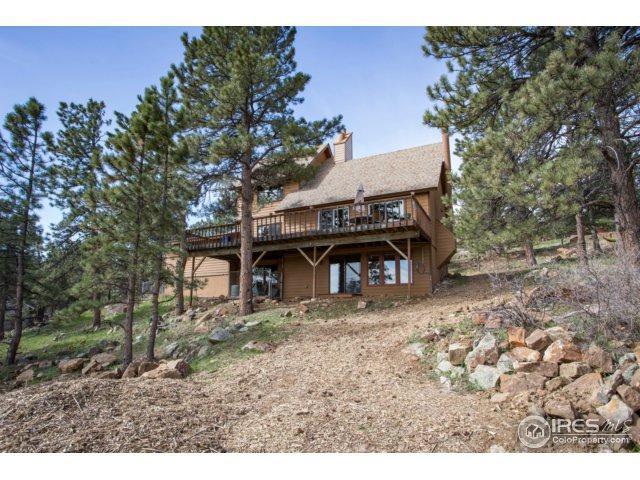 8364 Larkspur Rd, Boulder, CO 80302 (#846732) :: The Peak Properties Group
