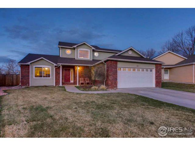 351 Reagan Dr, Loveland, CO 80538 (#846749) :: The Peak Properties Group