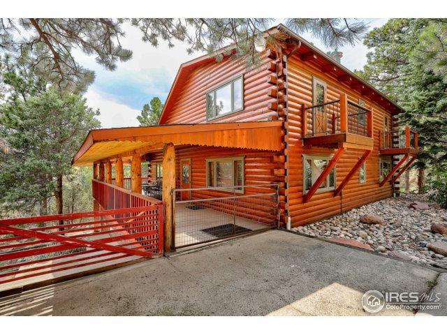 64 Seminole Ct, Lyons, CO 80540 (#846752) :: The Peak Properties Group