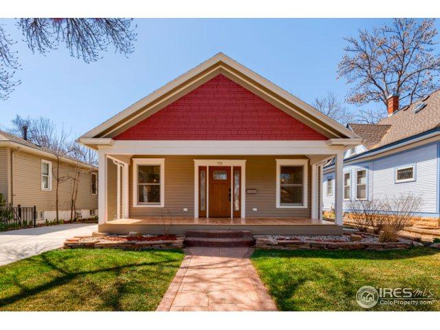 721 Peterson St, Fort Collins, CO 80524 (MLS #846775) :: Tracy's Team