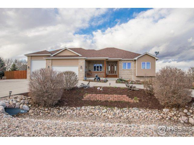 1436 Red Fox Cir, Severance, CO 80550 (MLS #846805) :: The Forrest Group
