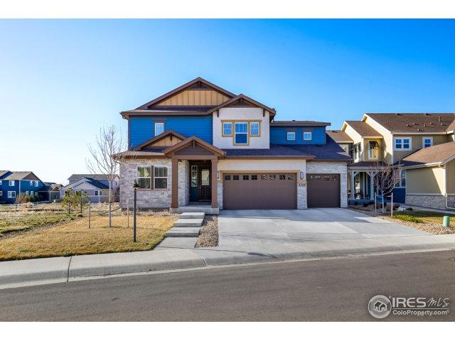 4310 Lyric Falls Dr, Loveland, CO 80538 (MLS #846813) :: Colorado Home Finder Realty