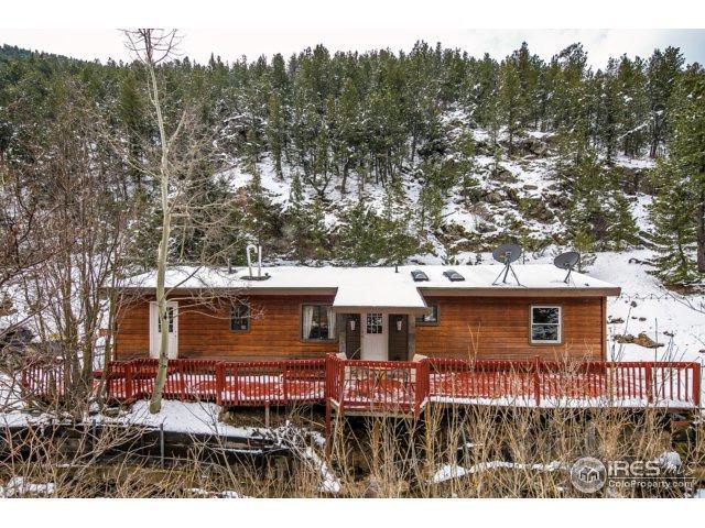 8455 Fourmile Canyon Dr, Boulder, CO 80302 (#846824) :: The Peak Properties Group