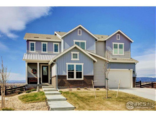 488 Polaris Cir, Erie, CO 80516 (#846835) :: The Peak Properties Group