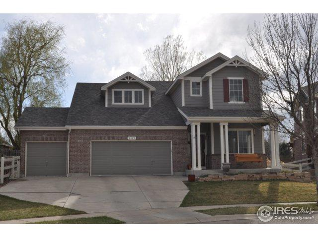2509 Annelise Way, Fort Collins, CO 80525 (MLS #846845) :: Colorado Home Finder Realty