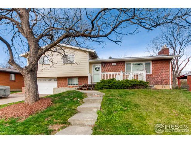 545 S 41st St, Boulder, CO 80305 (#846846) :: The Peak Properties Group