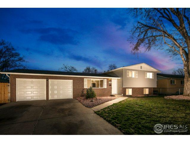 1118 24th Ave Ct, Greeley, CO 80634 (MLS #846857) :: 8z Real Estate