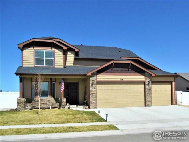718 Blue Jay Dr, Severance, CO 80550 (#846867) :: The Peak Properties Group