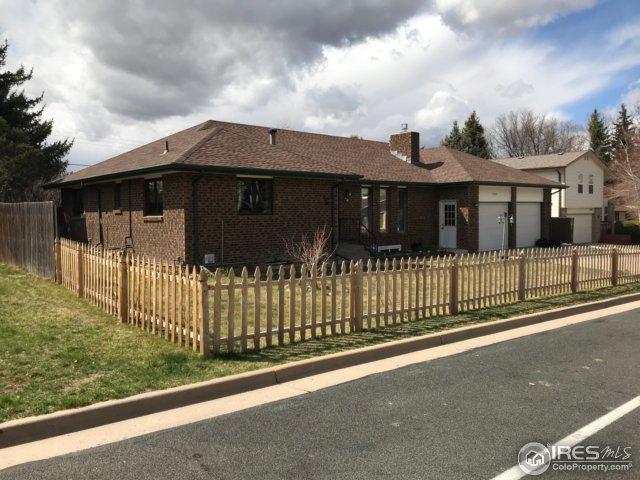 2307 Fairway Ln, Greeley, CO 80634 (#846887) :: The Peak Properties Group