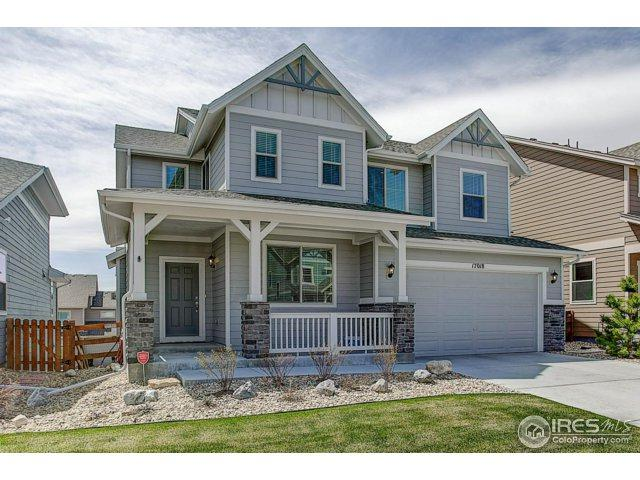17018 W 87th Ave, Arvada, CO 80007 (#846895) :: The Peak Properties Group