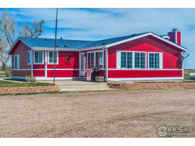 32499 County Road 53, Greeley, CO 80631 (MLS #846922) :: Downtown Real Estate Partners