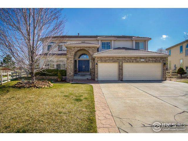 4723 Castle Cir, Broomfield, CO 80023 (MLS #846943) :: The Daniels Group at Remax Alliance