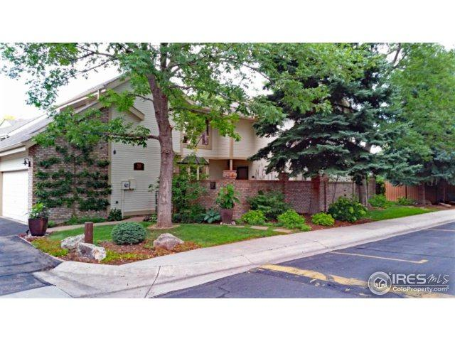 636 Cheyenne Dr #39, Fort Collins, CO 80525 (MLS #846975) :: The Daniels Group at Remax Alliance