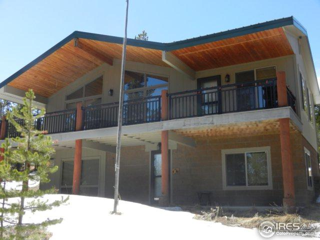 1550 Ottawa Way, Red Feather Lakes, CO 80545 (MLS #847036) :: Kittle Real Estate