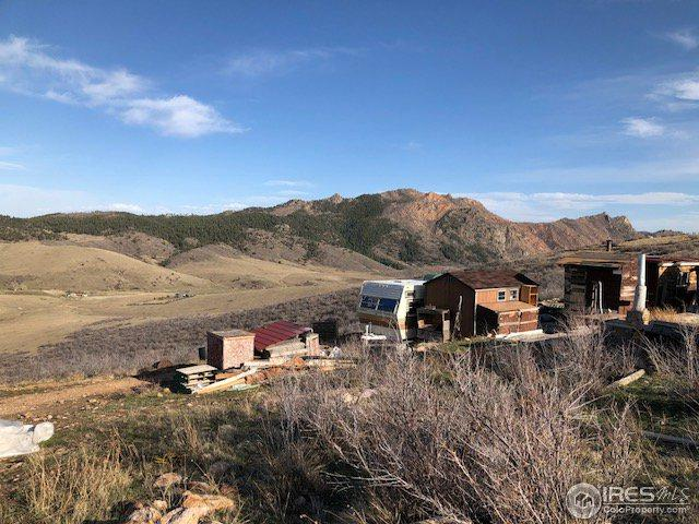 866 Rainbows End, Livermore, CO 80536 (MLS #847079) :: Kittle Real Estate