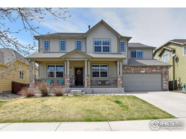 5611 Quarry St, Timnath, CO 80547 (#847100) :: The Peak Properties Group