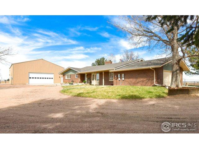 33270 County Road 37, Eaton, CO 80615 (MLS #847101) :: Downtown Real Estate Partners