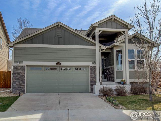 1724 Trevor Ct, Longmont, CO 80501 (MLS #847125) :: 8z Real Estate