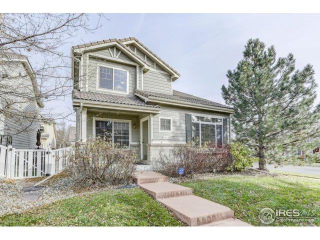 5035 Pasadena Way, Broomfield, CO 80023 (MLS #847143) :: The Daniels Group at Remax Alliance