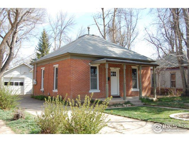 1015 E 4th St, Loveland, CO 80537 (MLS #847158) :: Downtown Real Estate Partners