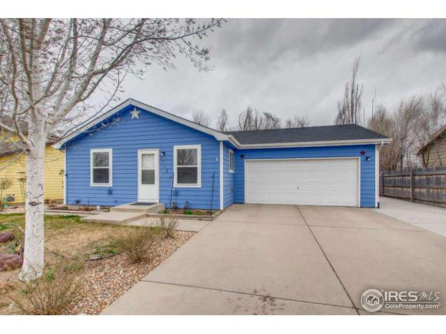3712 Riverside Pkwy, Evans, CO 80620 (MLS #847188) :: Kittle Real Estate