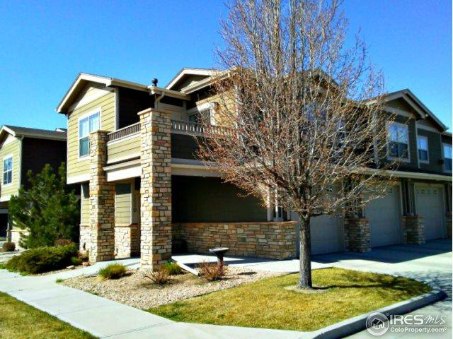 4101 Crittenton Ln #109, Wellington, CO 80549 (MLS #847205) :: Kittle Real Estate