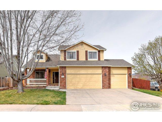 3501 Oak Hill Ct, Fort Collins, CO 80526 (#847211) :: The Peak Properties Group
