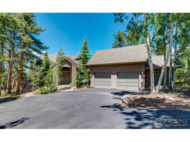 2339 Fox Acres Dr, Red Feather Lakes, CO 80545 (MLS #847227) :: Kittle Real Estate