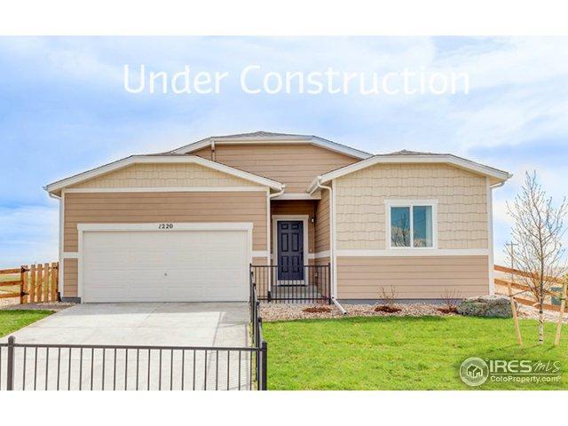 3110 Crux Dr, Loveland, CO 80537 (MLS #847240) :: Kittle Real Estate