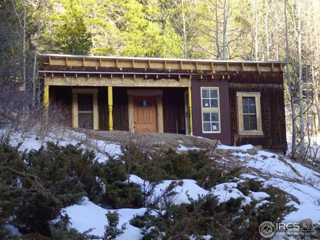 1995 Caribou Rd, Nederland, CO 80466 (MLS #847243) :: Downtown Real Estate Partners