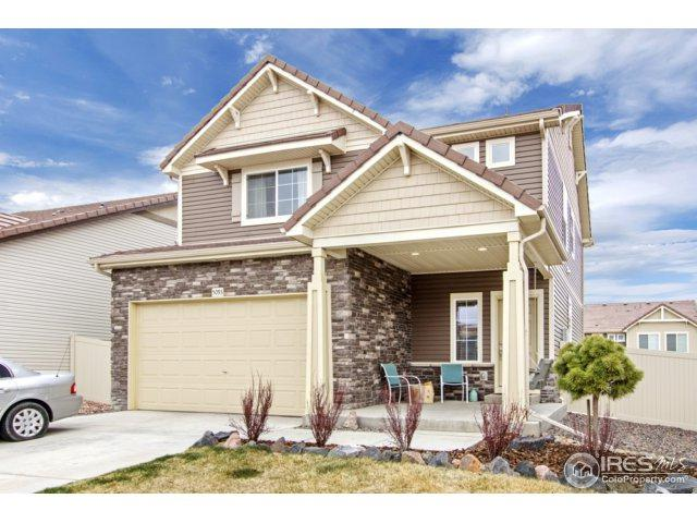 5093 Ironwood Ln, Johnstown, CO 80534 (#847273) :: The Peak Properties Group