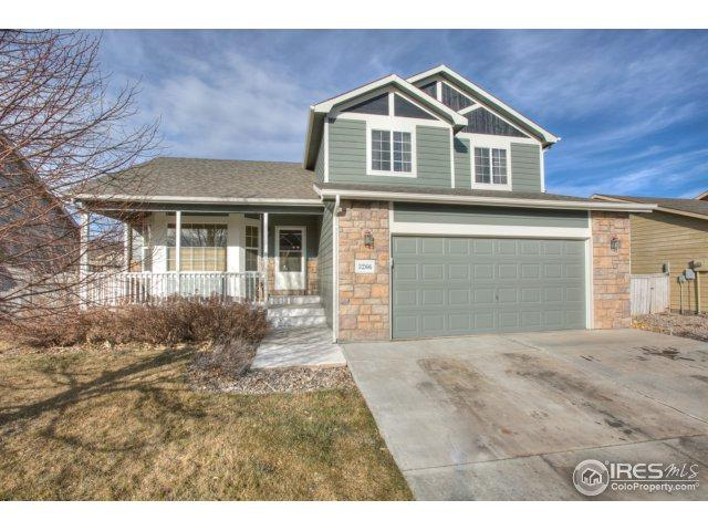 3266 Firewater Ln, Wellington, CO 80549 (MLS #847288) :: Kittle Real Estate