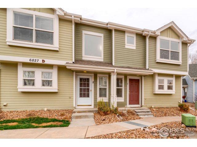 6827 Autumn Ridge Dr D1, Fort Collins, CO 80525 (MLS #847317) :: Downtown Real Estate Partners
