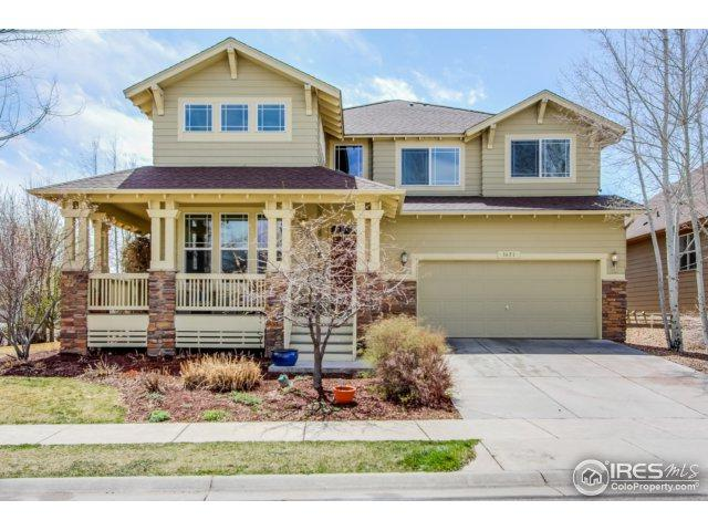 3651 Full Moon Dr, Fort Collins, CO 80528 (MLS #847318) :: The Lamperes Team