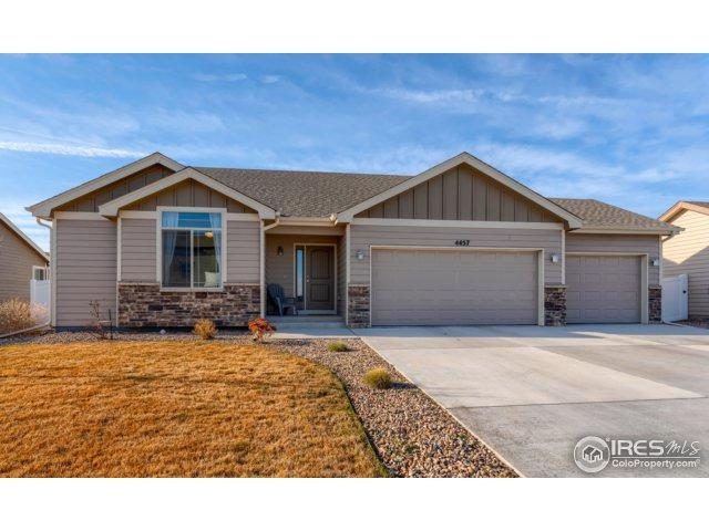 4457 Halleck Ln, Wellington, CO 80549 (MLS #847352) :: Kittle Real Estate