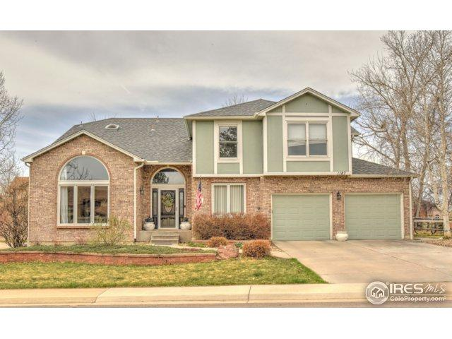 1187 Clubhouse Dr, Broomfield, CO 80020 (#847372) :: The Peak Properties Group
