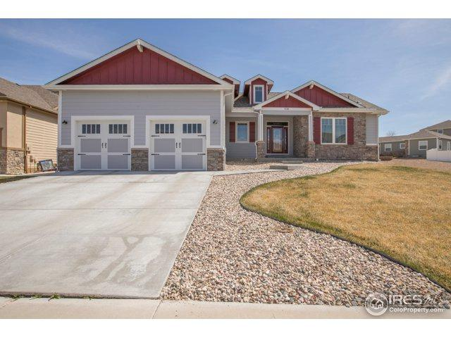 518 58th Ave, Greeley, CO 80634 (#847388) :: The Peak Properties Group