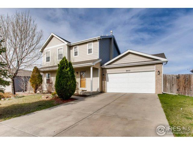 8453 Woodlands Way, Wellington, CO 80549 (MLS #847393) :: Kittle Real Estate