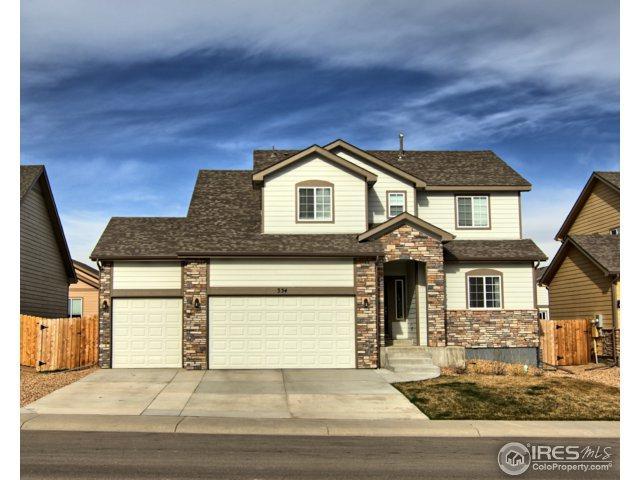 334 Braveheart Ln, Johnstown, CO 80534 (MLS #847426) :: Kittle Real Estate