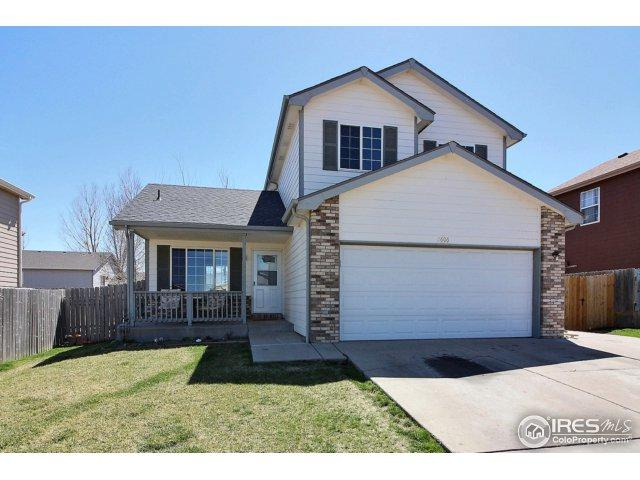 2606 Park View Dr, Evans, CO 80620 (#847429) :: The Peak Properties Group