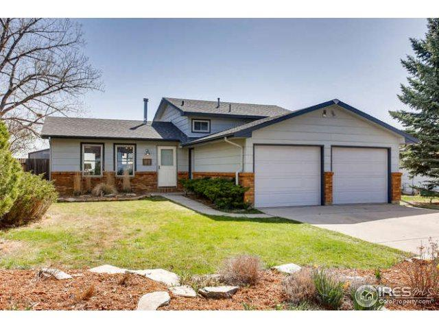 910 Willshire Dr, Fort Collins, CO 80521 (#847430) :: The Peak Properties Group