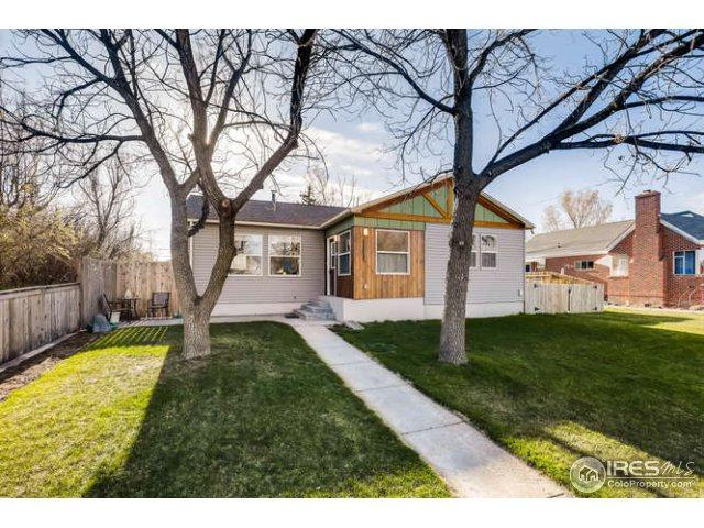316 Cottonwood Ave, Eaton, CO 80615 (#847441) :: The Peak Properties Group