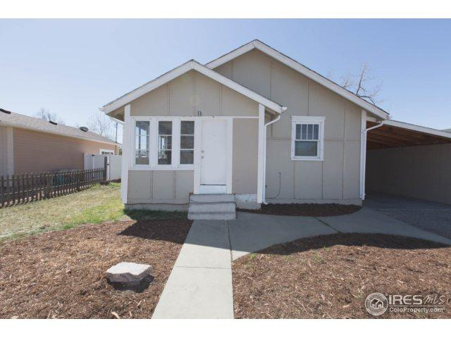 214 7th St, Frederick, CO 80530 (MLS #847447) :: Downtown Real Estate Partners
