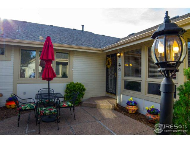 636 Cheyenne Dr #22, Fort Collins, CO 80525 (MLS #847451) :: The Daniels Group at Remax Alliance