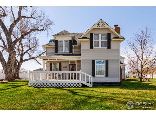 9916 County Road 48 1/2, Milliken, CO 80543 (MLS #847452) :: Downtown Real Estate Partners