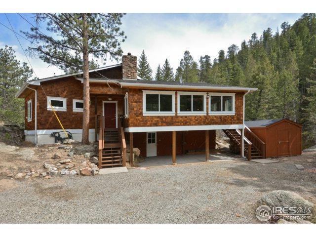 829 Hemlock Dr, Lyons, CO 80540 (#847470) :: The Peak Properties Group