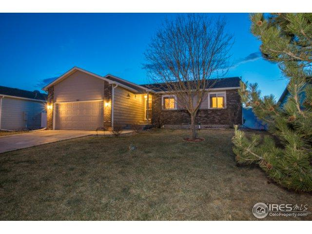 7161 Mount Adams St, Wellington, CO 80549 (MLS #847484) :: Kittle Real Estate