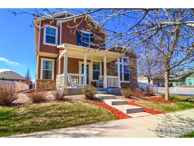 241 Olympia Ave, Longmont, CO 80504 (MLS #847494) :: Tracy's Team