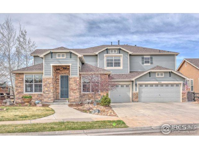 2712 Ironwood Pl, Erie, CO 80516 (MLS #847515) :: Downtown Real Estate Partners