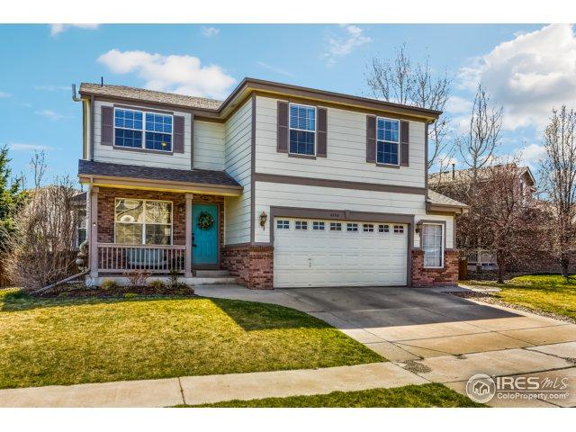 4550 Nelson Dr, Broomfield, CO 80023 (MLS #847523) :: The Daniels Group at Remax Alliance
